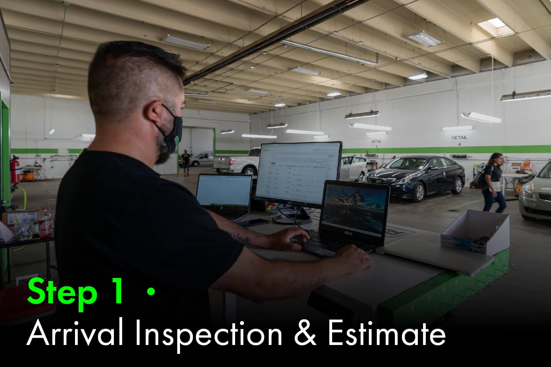 RLP1 - Arrival Inspection-01-1